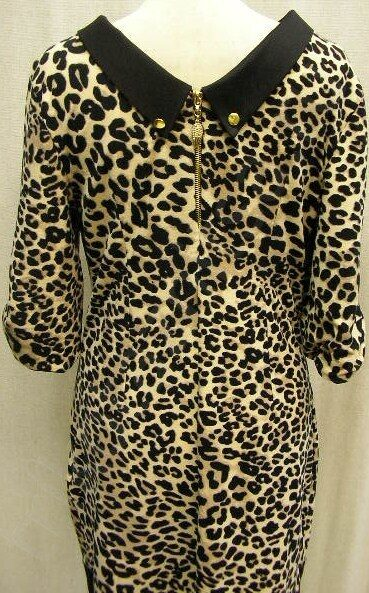 Леопардовое Платье 2015 Купить 22